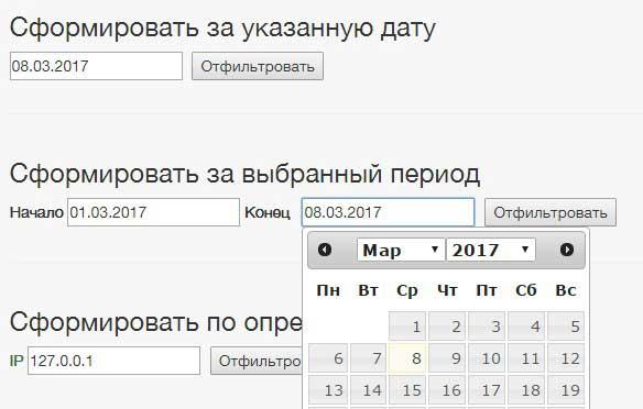 Создание модуля в Yii2  Модуль статистики посетителей