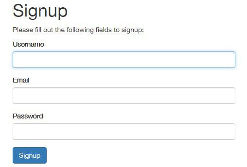 6faed0e241a4 Yii2 - подтверждение регистрации на сайте по email.